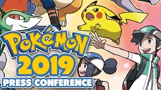 2019 Pokemon Press Conference - Pokemon Masters, Pokemon Sleep, Pokemon Home & MORE