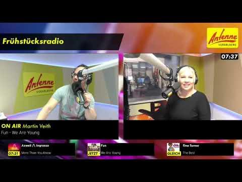 Star Wars-Fieber im ANTENNE VORARLBERG - Frühstücksradio
