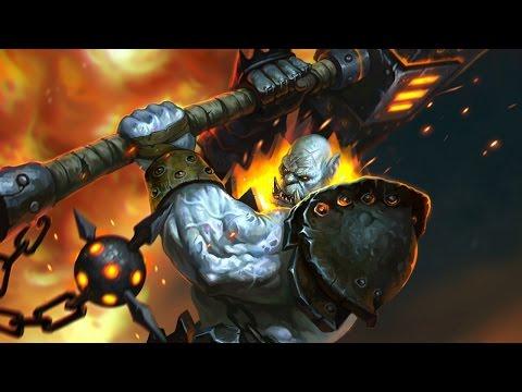 История мира Warcraft — Чернорук Разрушитель