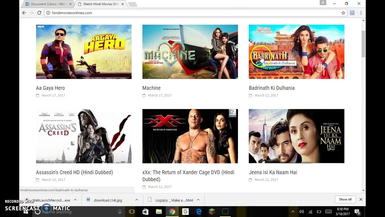 new hindi movies online download
