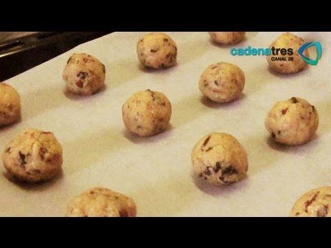 Receta para preparar galletas de neiman marcus. Receta de galletas / Receta de postres