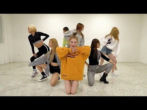 [Mirrored] 선미 SUNMI '사이렌 (Siren)' 안무 영상 Choreography Practice Mirrored