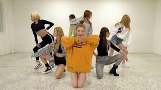 [Mirrored] 선미 SUNMI '사이렌 (Siren)' 안무 영상 Choreography Practice Mirrored