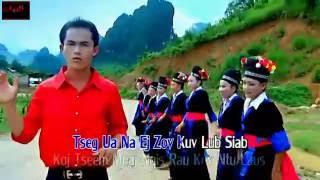 hmong song - Daim teb quav poj
