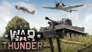 War Thunder - Советские Самолеты и Танки #6