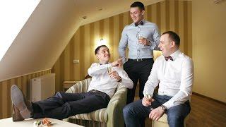 Душевное интервью жениха или свадьба Романа и Ярославы