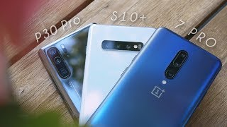 OP7 Pro 🤛 Galaxy S10+🤜 Huawei P30 Pro  | porównanie #151