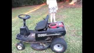 Murray 30577X8A Riding Mower (1999)