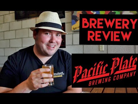 Let's Have Some Beer Episode 31: Pacific Plate Brewing Company (Monrovia, CA)