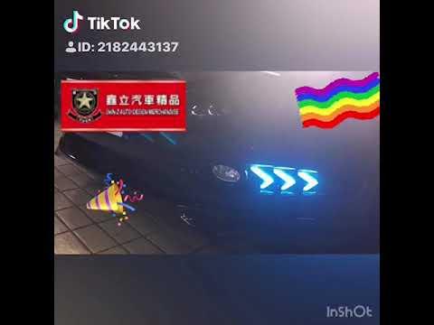 ※ 鑫立汽車精品 ※ HRV 16-18年 LED 三色 野馬 DRL 日行燈 日間行車燈 晝行燈
