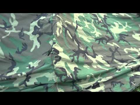 Catoma Stealth I Woodland Tent & Catoma Stealth I Woodland Tent - YouTube
