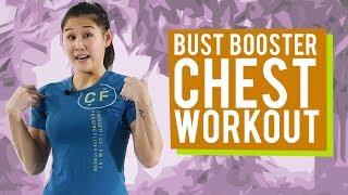 Download Video Latihan Mengencangkan Payudara dengan Latihan Dada   Chest Workout MP3 3GP MP4