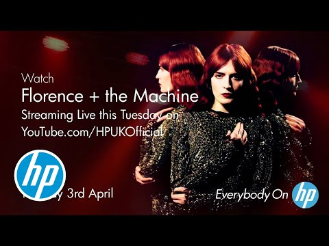 HP presents Florence + the Machine