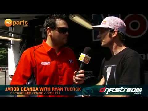 Ryan Tuerck Interview FD NJ 2010
