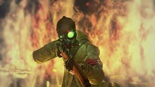 Sniper Elite: Nazi Zombie Army 2 - Gameplay Teaser Trailer