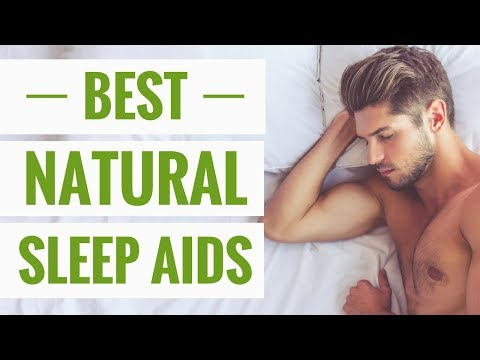 4 Natural Sleep Aids To Help You Get A Good Night's Sleep