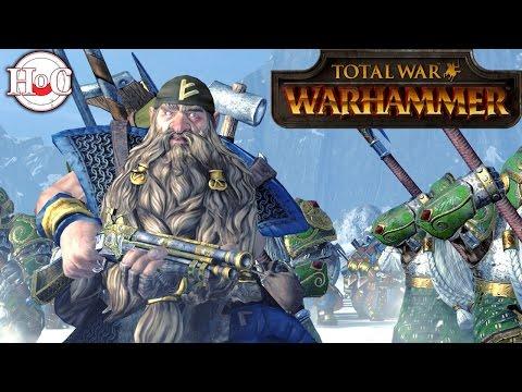 Dwarf Hills - Total War Warhammer Online Battle 272