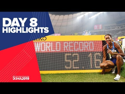 Highlights | World Athletics Championships Doha 2019 | Day 8
