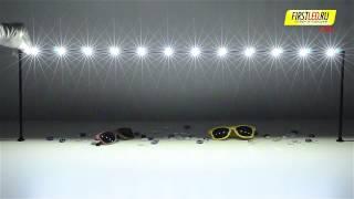 Светодиодный светильник STILO LONG для подсветки больших ювелирных витрин | «Первый Светодиодный»(, 2014-08-22T11:34:46.000Z)