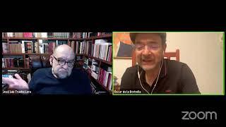 Libros Libres con José Luis Trueba Lara y Óscar de la Borbolla