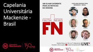LIVE 02: Capelania Universitária Mackenzie - Brasil