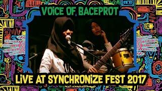 Voice Of Baceprot live at SynchronizeFest - 6 Oktober 2017