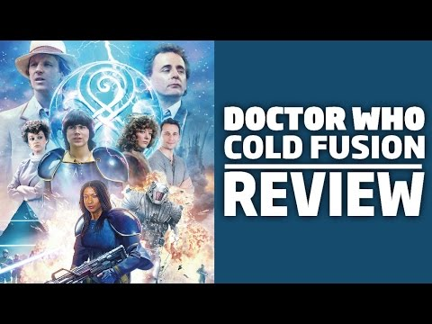 Doctor Who: Cold Fusion - REVIEW