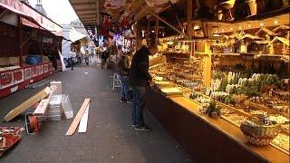 Pourquoi le marché de Noël de Strasbourg est maintenu