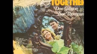 Don Gibson & Sue Thompson Go With Me YouTube Videos