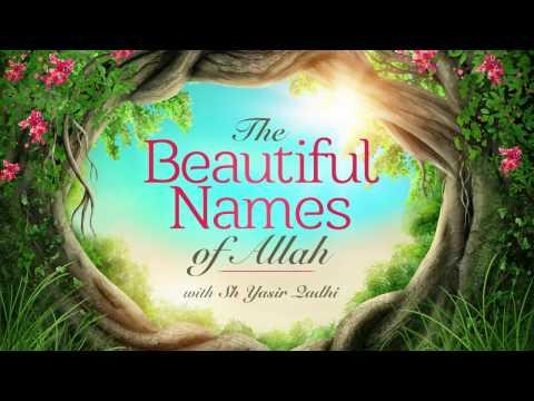 Beautiful Names of Allah (Part 14)- Al-Kareem & Al-Akram