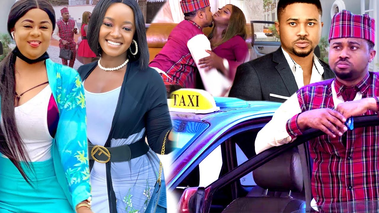 Download THE BILLIONAIRE PRETENDS TO BE A DRIVER TO FIND TRUE LOVE 1&2 - Luchy Donalds/Mike Godson 2021 Movie