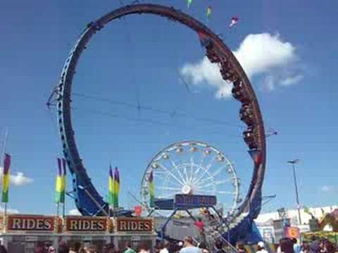 Capital Ex 2008 Ride Ring Of Fire Youtube