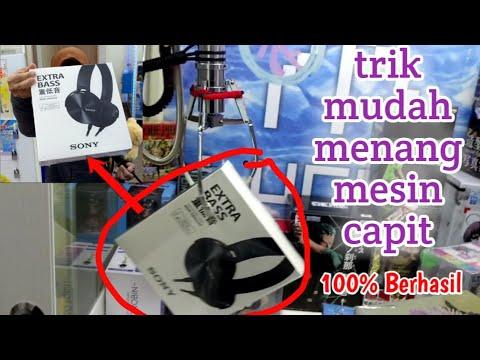 Trik Jitu Menang Mesin Capit / claw Machine Trick