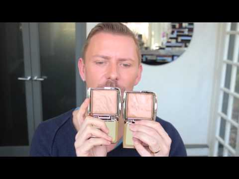 HOURGLASS AMBIENT LIGHTING BRONZER - NEW - REVIEW