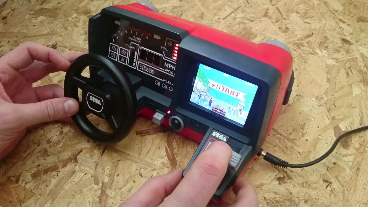 Tomy Turnin' Turbo Dashboard Outrun Arcade | CIRCUITBEARD