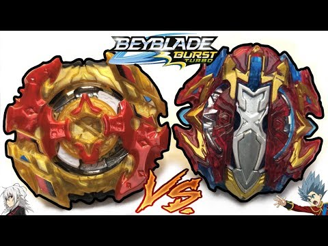 Turbo Spryzen S4 vs Xcalius X4 | Beyblade Burst Turbo