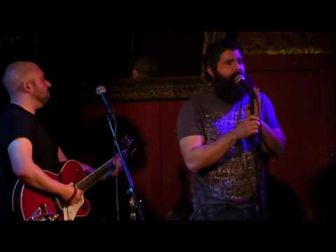"""I Believe in Old Fashioned Love"" feat. Jason Peter Kennedy (Live at Bar Lubitsch)"