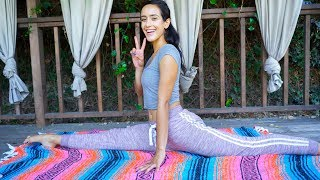 How To Do The Splits in 5 Minutes with @MissAuti