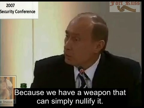 Putin: Russia has a secret weapon against US attack