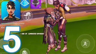 Fortnite Chapter 2 - Gameplay Walkthrough Part 5 - Close Encounters (iOS)