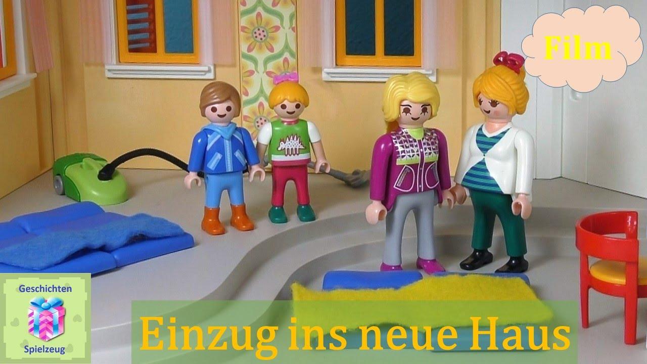 Playmobil Film Deutsch Der Umzug Ins Neue Haus Playmobil