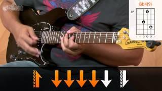 Baixar Treasure - Bruno Mars (aula de guitarra)