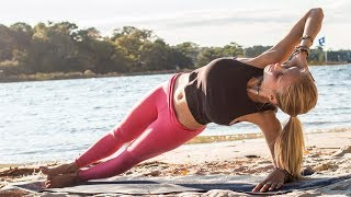 Best Ab Workout In 10 Min ♥ Tummy & Muffin Top | Virginia Beach