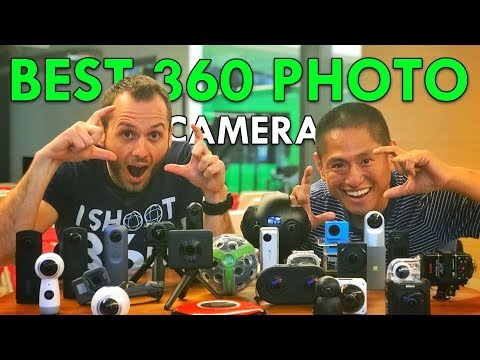 Which Is The Best 360 Camera For Photos?