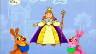 BabyTV Kenny and Goorie a dress english