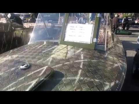 Моторная лодка «Обь-1» - видео обзор