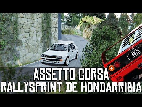 Assetto Corsa || RallySprint de Hondarribia