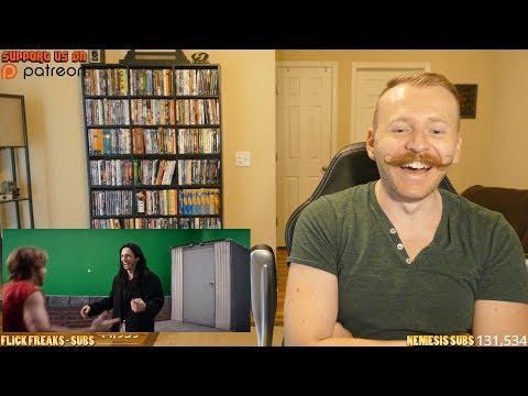 The Disaster Artist - Teaser Trailer #1 (Reaction & Review)