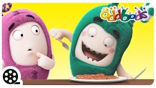 cartoon   oddbods food fiasco 2   cartoons for children