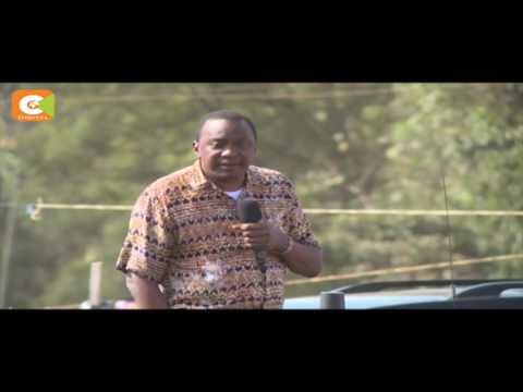 Kenyatta orders doctors paid for strike period